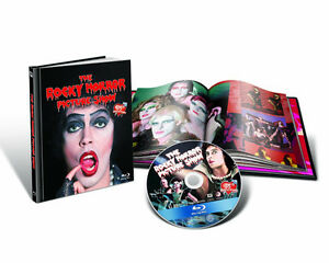 Rocky Horror Picture Show (blu-ray and book)