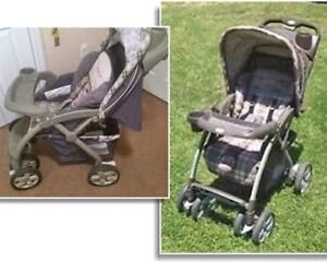 Eddie Bauer Stroller REDUCED PRICE $40 (reg $220)