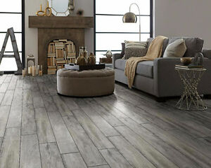 High end wood grained porcelain - $4/sqft.  Compare at $10/sqft.
