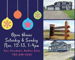 OPEN HOUSE - ESTATE COMMUNITY, NOV. 12&13(SAT&SUN), 1-4PM Strathcona County Edmonton Area image 2