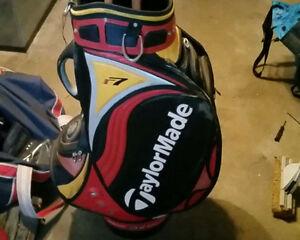 Taylor made r7 cart bag Kitchener / Waterloo Kitchener Area image 3