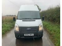 2012 Ford Transit 350 H/R PANEL VAN Diesel Manual