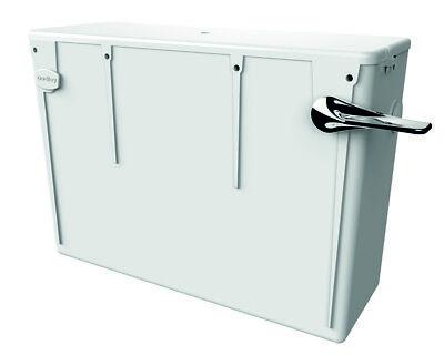 Dudley Phantom Concealed Toilet Cistern Kit. 6/4L Side Entry.