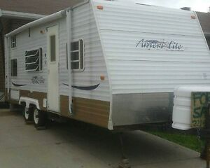 2004 American elite trailer  24Ft