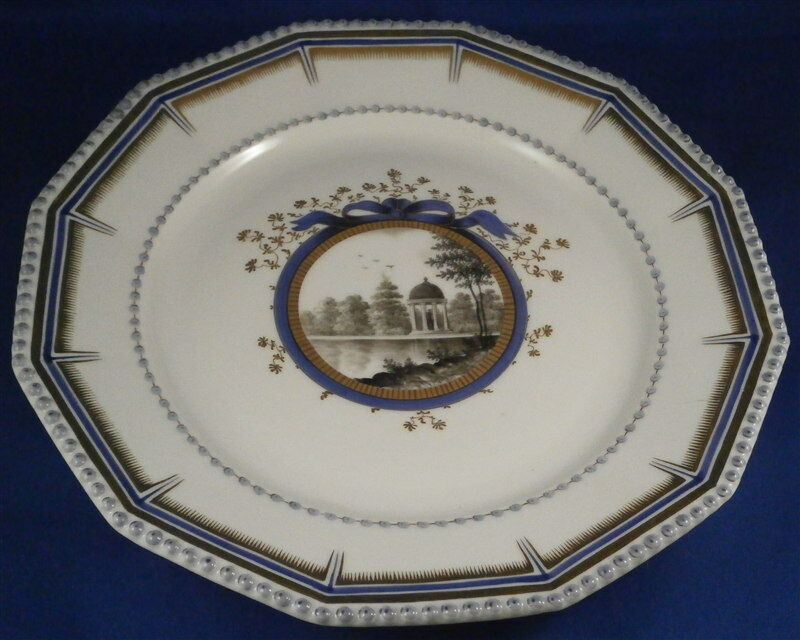 Great Nymphenburg Porcelain King