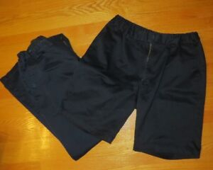 Various Navy Blue Boy's Uniform Pants. All great condition.