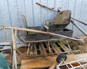 One Horse Cutter For Sale or Trade