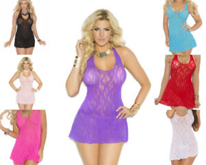 PLUS SIZE up to 3/4X LINGERIE