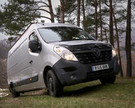 Renault Master Camper Conversion