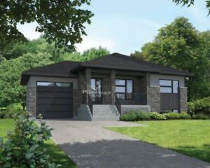Splendide propriété ultra moderne avec garage!