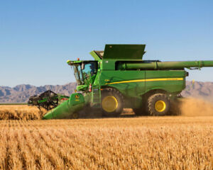 Farming GPS navigation systems - autosteer & RTK capable
