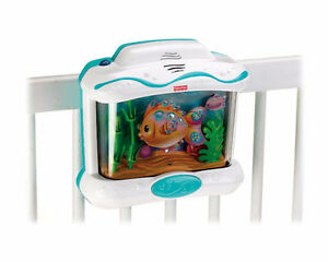 Two Fisher-Price Ocean Wonders Aquariums