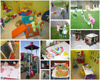 NW London home daycare (Oakridge)