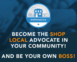 Great local business for sale - ShopSault.ca!