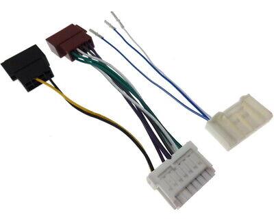 Radio Cable Conexión Dacia Renault Desde 2013 Conector Autorradio Adaptador Iso