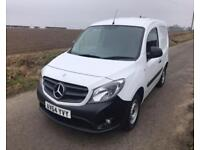 2015 64 MERCEDES-BENZ CITAN 109 CDI BLUEEFFICIENCY DIESEL