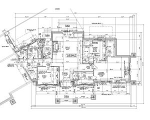 Cheap and Affordable  AutoCAD Drafting Service (70 $ per sheet)