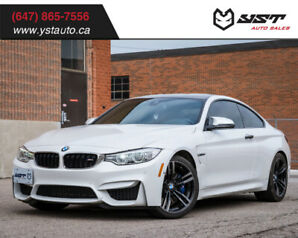 2016 BMW M4 DCT | Head-Up Display | 360 Camera | Loaded