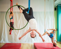 Circus Classes and Camps for Youth