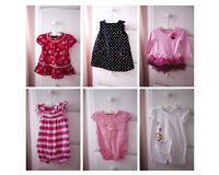 Vêtements de marque FILLE 0-12 mois