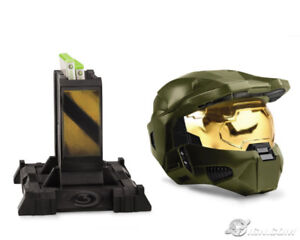 HALO LEGENDARY LIMITED EDITION COLLECTORS HELMET AND STAND++++++