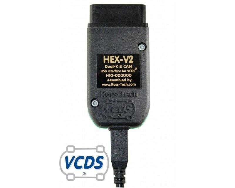 Diagnostic Cable HEX-V2 Latest official software VCDS 18 2 1 Unlimited  Vin's , Bargain ! | in Sheffield, South Yorkshire | Gumtree