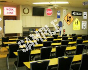 Driving School and CONTENTS for SALE