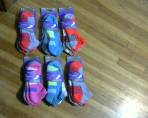 Womens Pro Performance Lo Cut Socquettes Packs[new]