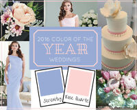 Rose Quartz and Blue Serenity lLinen Rentals 1.00