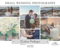 Small wedding Photographer
