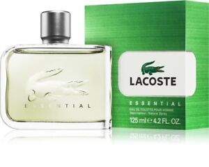 Lacoste Essential Eau de Toilette Cologne Spray Men New in  Box