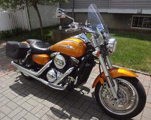 Kawasaki 2002 VN1500 Vulcan Mean Streak