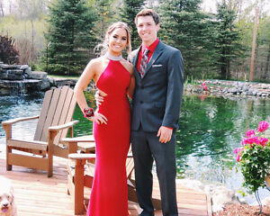Prom dress for sale London Ontario image 4