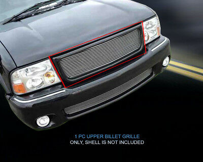 Fits 98-03 GMC S-15 PICKUP/S-15 JIMMY/Sonoma Billet Grille Grill
