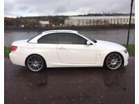 2007 57 BMW 3 SERIES 3.0 335I M SPORT 2D 302 BHP