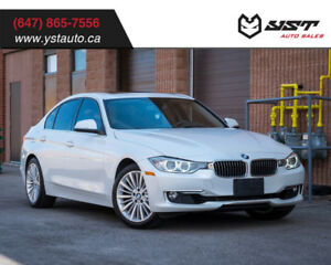 2013 BMW 328i xDrive *No Accident | SunRoof | NAVI | Luxury Line