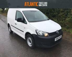 2012 62 VOLKSWAGEN CADDY C20 PLUS TDI 102 DIESEL