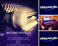 RECORD WITH US - YOUR CHANCE TO BE SIGNED