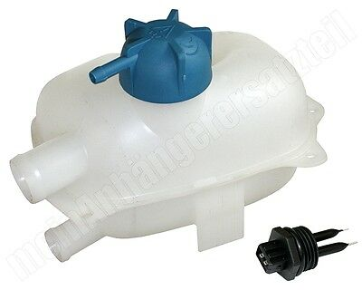 Ausgleichsbehälter Kühlmittelbehälter + Sensor für Volkswagen VW T3 Diesel