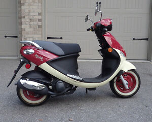 125 Scooter in Toronto!