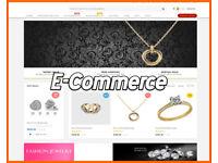 Professional Website Design domain+hosting included - Mobile friendly web design