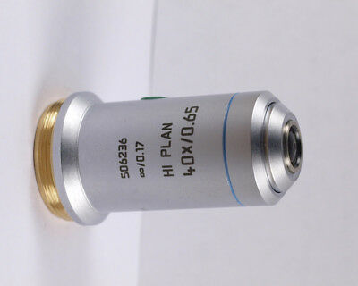 Leica Hi Plan 40x Infinity M25 Microscope Objective