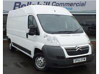 2012 Citroen Relay 2.2HDi 35 L3H2 Enterprise