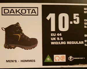 Mens Dakota work boots 10.5 (BRAND NEW)