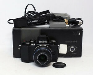 Olympus OM-D E-M10 14-42mm II R Mirrorless $450