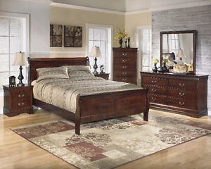 5 piece brand new bedroom set