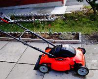 """Black & Decker Lawn Hog Electric 18"""" Mulching Mower"""