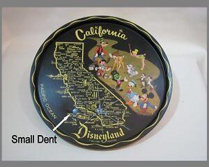 Disneyland Souvenir Steel Plates Belleville Belleville Area image 3
