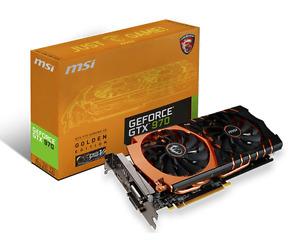 MSI GTX 970 4GB VRAM ***Golden Edition***