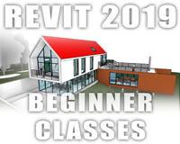 REVIT 2019 BEGINNER CLASSES
